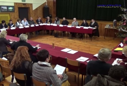 III Sesja Rady Gminy Markuszów z dnia 28.01.2015 r.