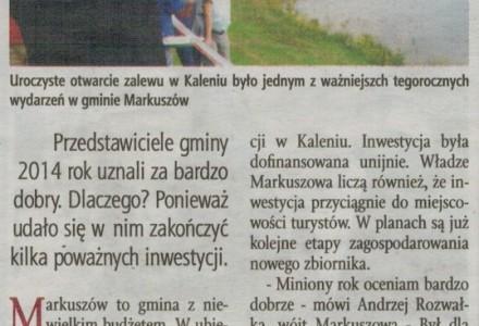 Wspólnota Puławska nr 2 (82) z dnia 13.01.2015 r.