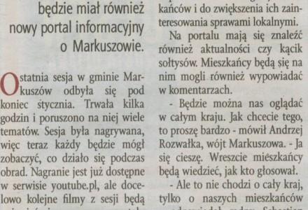 Wspólnota Puławska nr 6 (86) z dnia 10.02.2015 r.