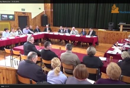 IV Sesja Rady Gminy Markuszów z dnia 31.03.2015