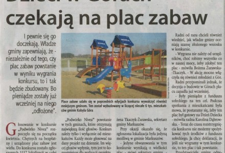 Wspólnota Puławska nr 16 (96) z dnia 21.04.2015 – Podwórko Nivea