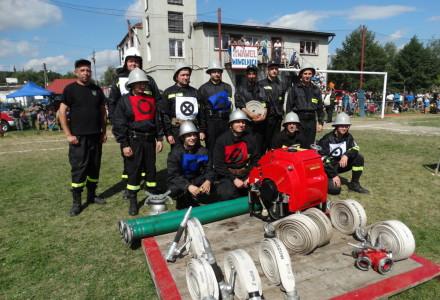 Powiatowe Zawody Sportowo-Pożarnicze Ochotniczych Straży Pożarnych – Wąwolnica 2015