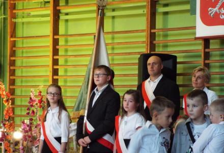 Obchody 30 – lecia nadania szkole w Markuszowie imienia Jana Pocka