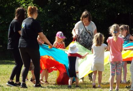 Festyn Rodzinny w Zespole Szkół w Markuszowie