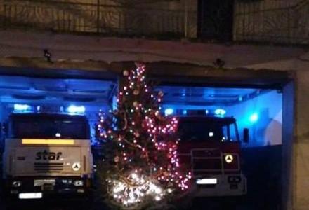 Święta Bożego Narodzenia u druhów z OSP Markuszów