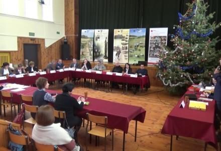 Nagranie z XV sesji Rady Gminy Markuszów – 20.01.2017