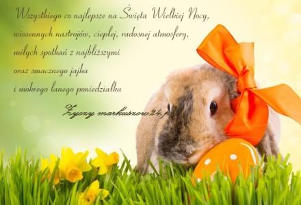 Życzenia Wielkanocne od markuszow24.pl