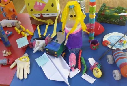 Festyn – Dzień Dziecka – w Zespole Szkół w Markuszowie