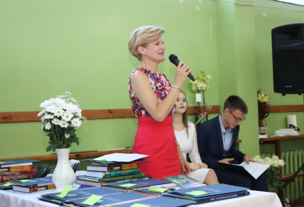 UROCZYSTE ZAKOŃCZENIE ROKU SZKOLNEGO 2016/2017 w Zespole Szkół w Markuszowie