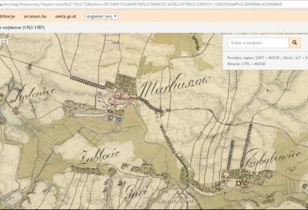 Z map historii