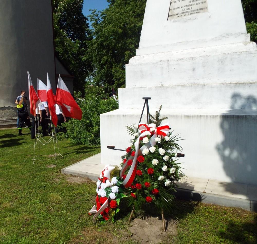 Obchody rocznicy uchwalenia Konstytucji 3 maja – Markuszów 2018